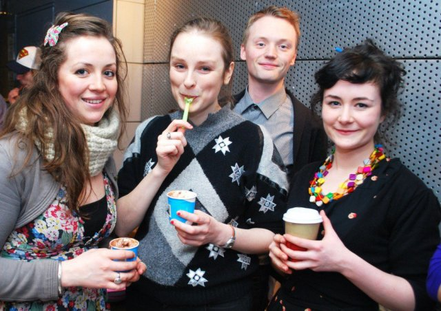 The Taste Team at the Festival Launch