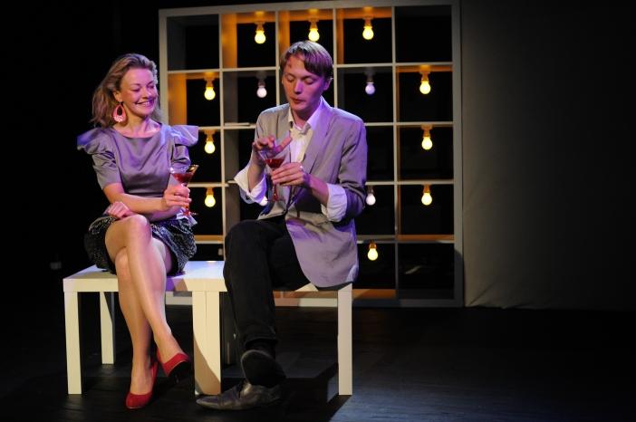 Lorna Quinn and Dan Colley